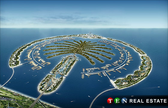 Download this Dubai Palm Islands Good Island picture