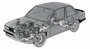 E30 Cutaway