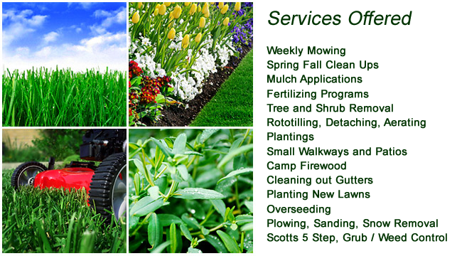 Man s greatest love lawns environmental geography for Lawn care services