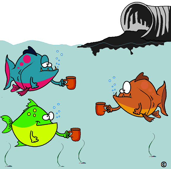 Issues of Fish and Caffeine | Environmental Geography