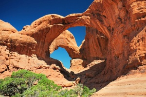 double-arch-arches-national-park