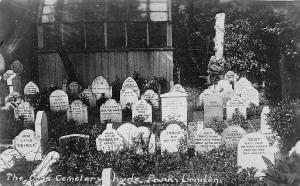 Hyde Park Cemetery